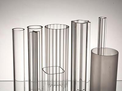 فروش لوله شیشه ای