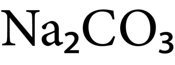 سدیم کربنات