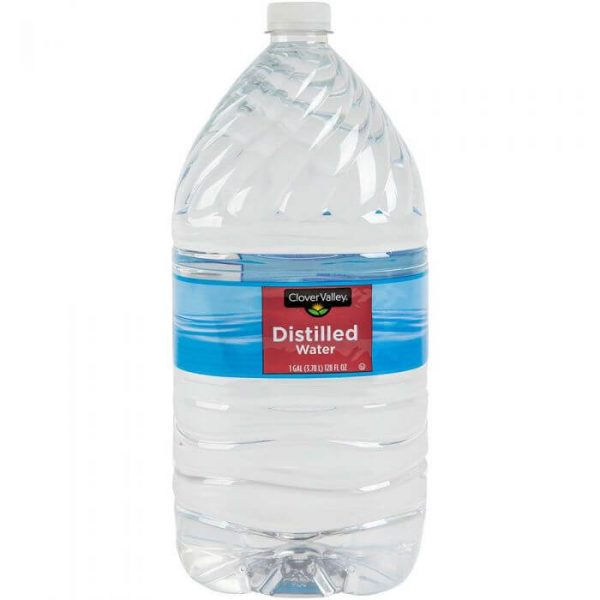 آب مقطر گرید 1