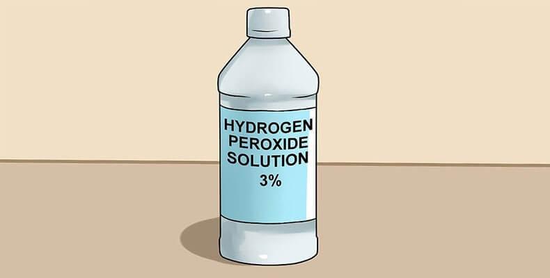 ویژگی های آب اکسیژنه