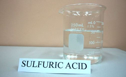 سولفوریک اسید