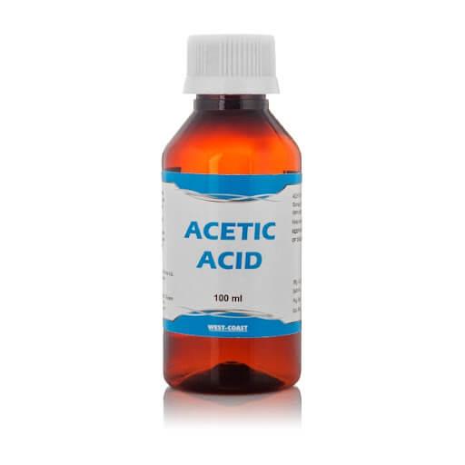 اسید استیک چیست؟